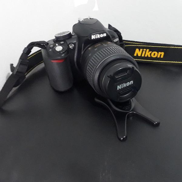 Camera nikon digital slr d3100