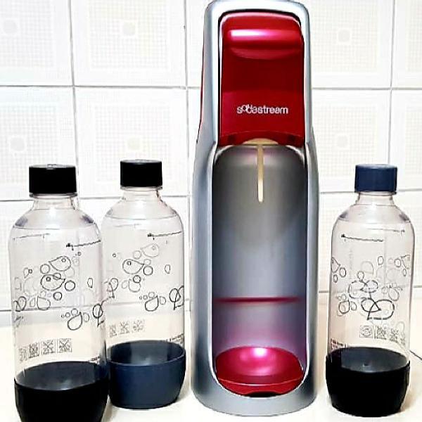 Máquina de refrigerante gaseificar líquidos sodastream