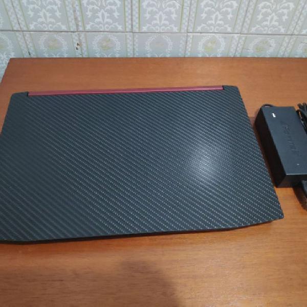 Notebook acer nitro 5 i5 8gb 1tb + gtx 1050 4gb