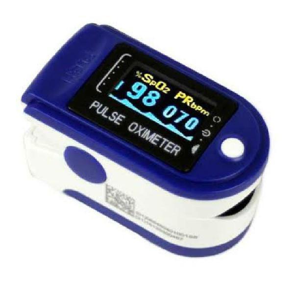 Oximetro de dedo saturação e frequência pronta entrega