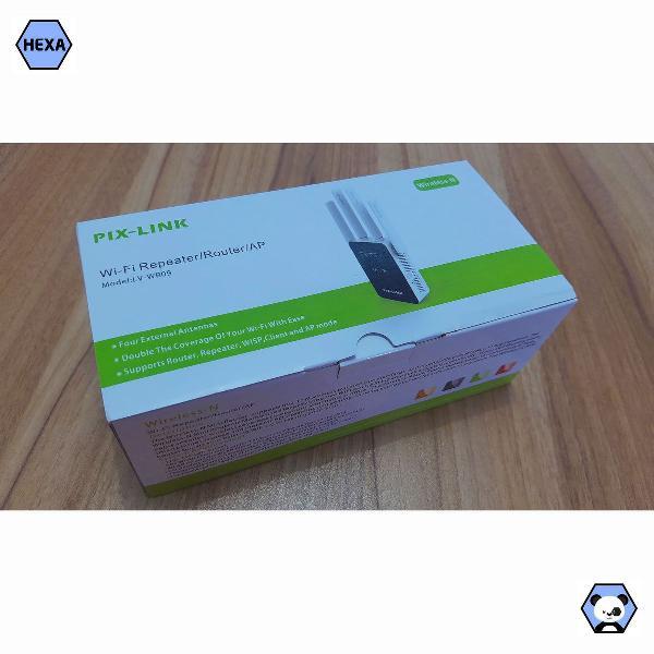 Roteador / repetidor / access point - 3 em 1 - 300mbps
