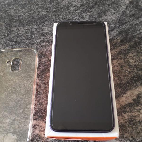 Samsung galaxy j6 32gb semi novo