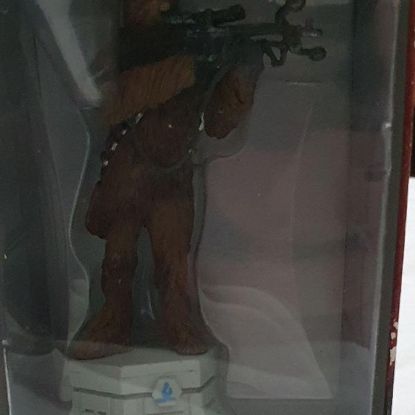 Star wars: boneco chewbacca