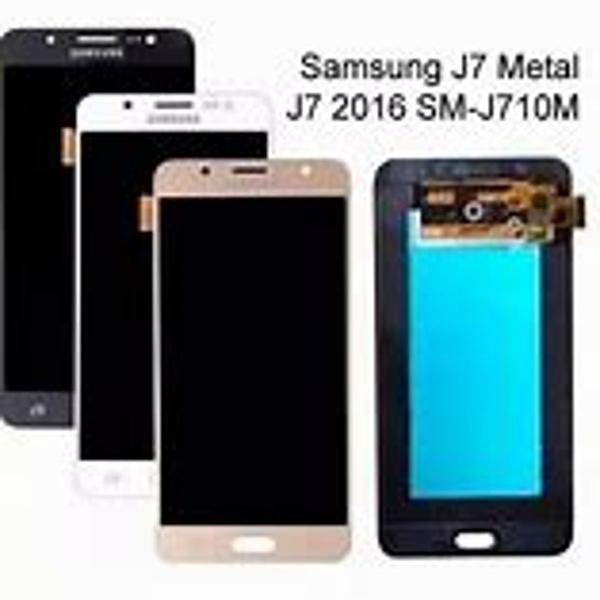 Tela touch do j7 metal
