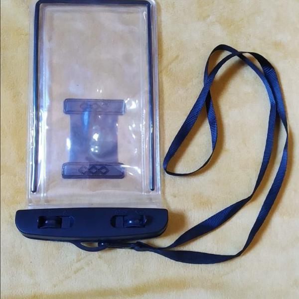 capa / bolsa celular a prova dágua