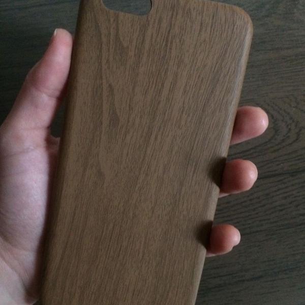 Case capinha iphone 6 plus 6s plus couro luxo