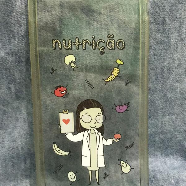 Case nutricao iphone 7/8 plus