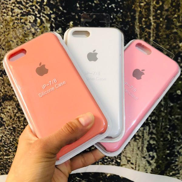 Case silicone iphone 7/8 normal