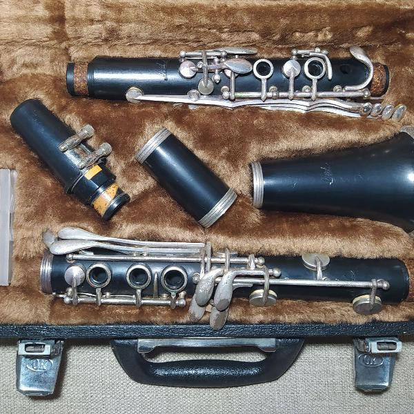 Clarinete 17 chaves