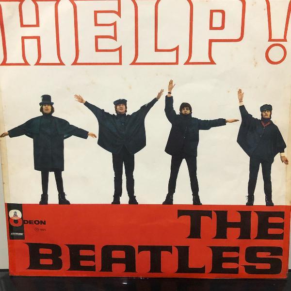 Lp the beatles help