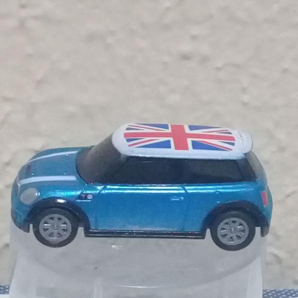 Mini cooper s - carrinho em miniatura