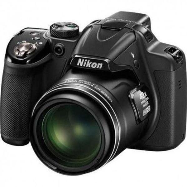Máquina fotográfica nikon coolpix p520 - usada