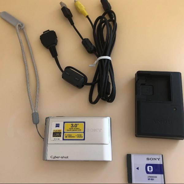 Sony cybershot dsc-t70