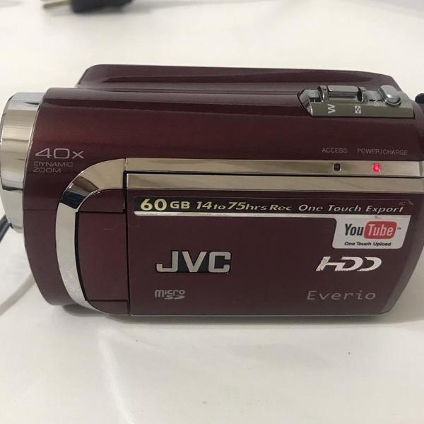 Vendo filmadora jvc modelo gz-mg630ru