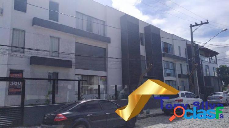 Excelente apartamento duplex com 2 suítes no jd. excelsior em cabo frio!!!