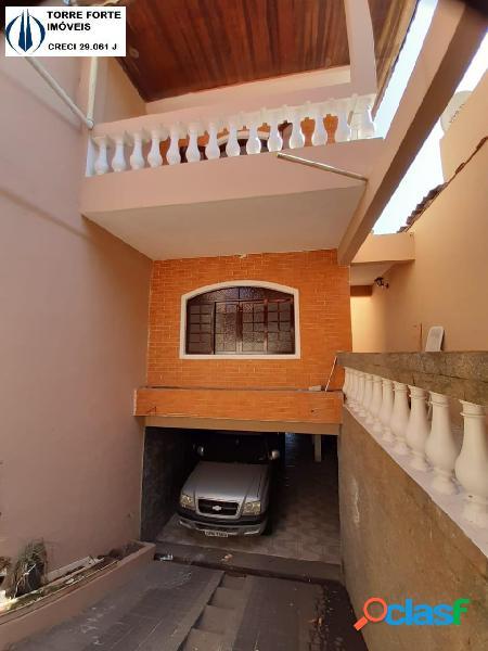 Uma linda Casa com 3 dormitórios, 2 vaga (s) na Jd. Ângela