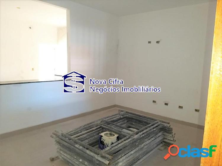 Casa nova 03 dorms (1suíte) no parque industrial - 120m²