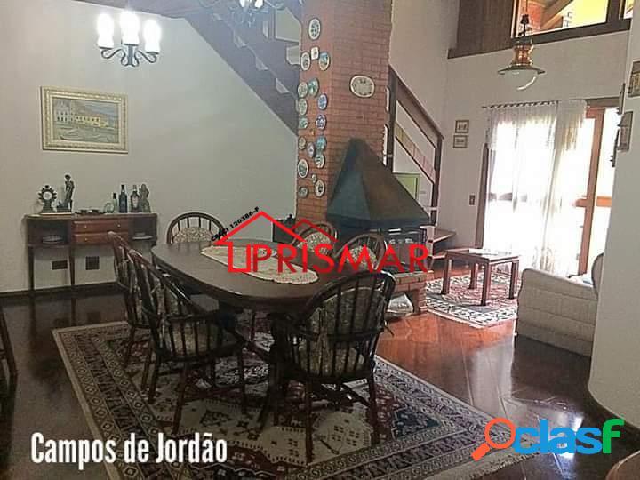 Linda casa duplex em Campos do Jordão 2