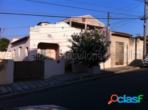 Casa antiga com terreno de 490 m2 no jd paulistano