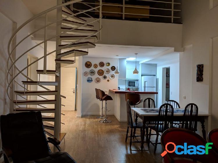 Apartamento duplex, acabamento novo e moderno, a 5 minutos de capivari!