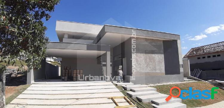 Casa térrea nova a venda no urbanova – condomínio monte carlo.