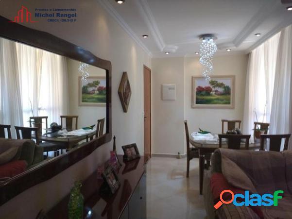 Apartamento no jaguaribe | residencial mata atlântica | 65m² - 1 vaga