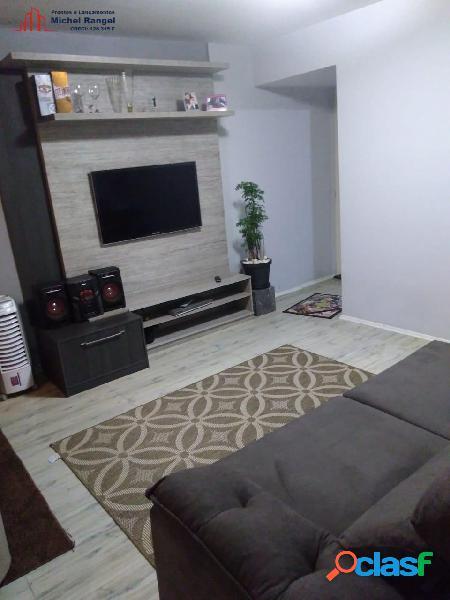 Apartamento em osasco a venda no condomínio são cristóvão | 54m² - 1 vaga