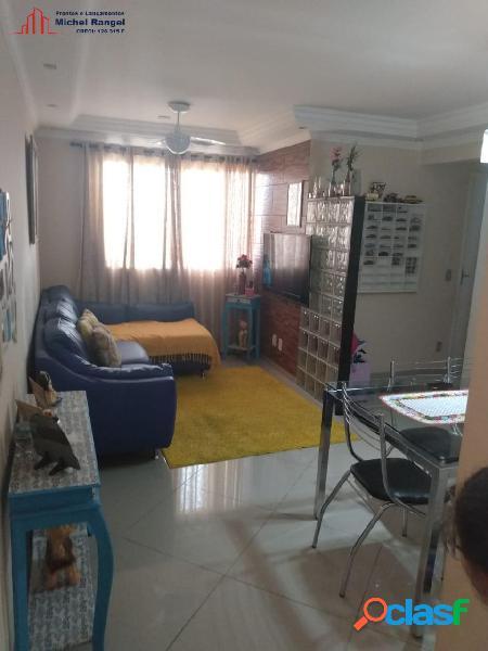 Condomínio são cristovão | apartamento em osasco a venda| 54m² - 1 vaga