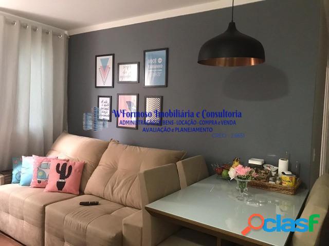 Excelente apartamento à venda em campo grande no condomínio bela vida 3 /rj