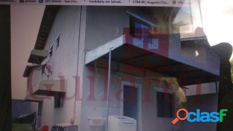 Casas de 3/4 com duas suites em condominio fechado