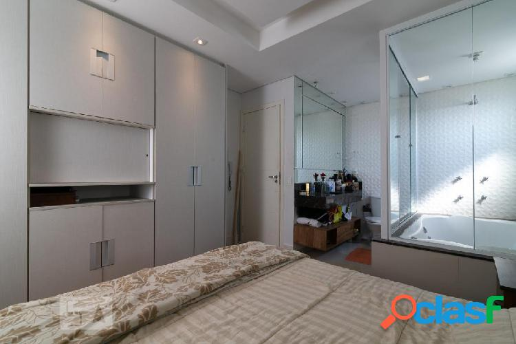 Apto duplex com 98m² 2 dorms sendo 1 suíte - 2 vagas de garagem