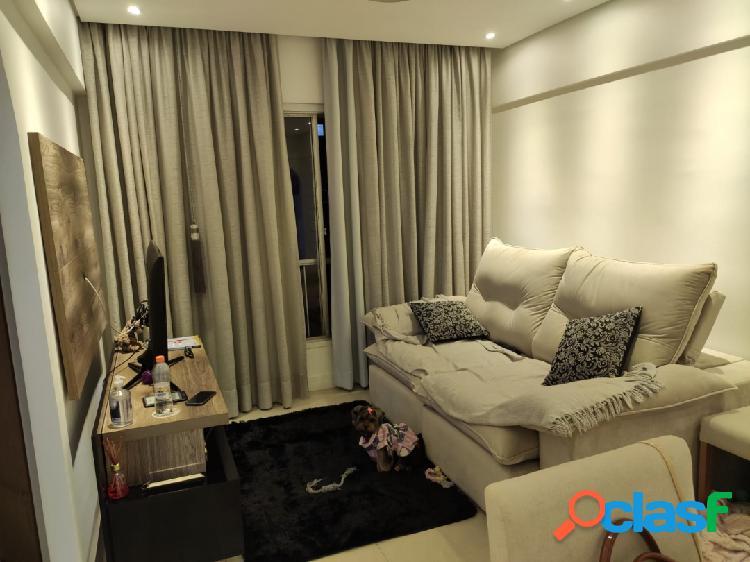 Edifício ouro verde apartamento 2 dormitórios 1 vaga e planejados