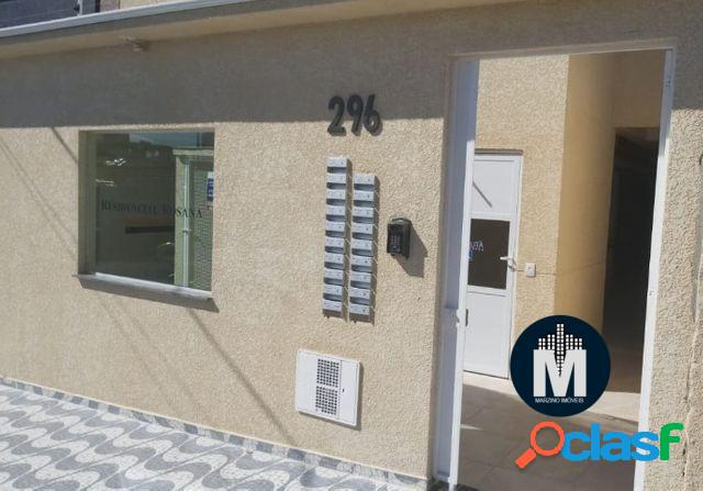 Imóvel com 02 dormitórios, vaga de garagem, área útil: 43m² á 54m² - sp