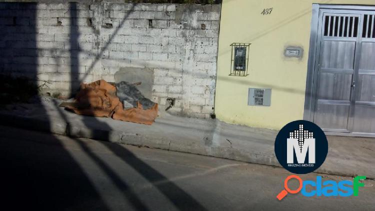 Lote/terreno à venda na vila romanópolis ferraz - 270m²
