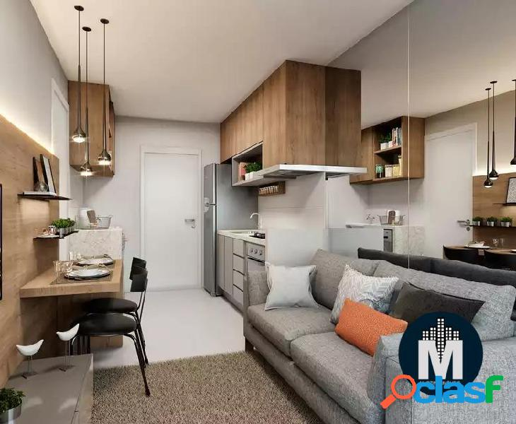 Apartamento no centro 1 e 2 dorms,terraço, portal barra funda. lançamento!
