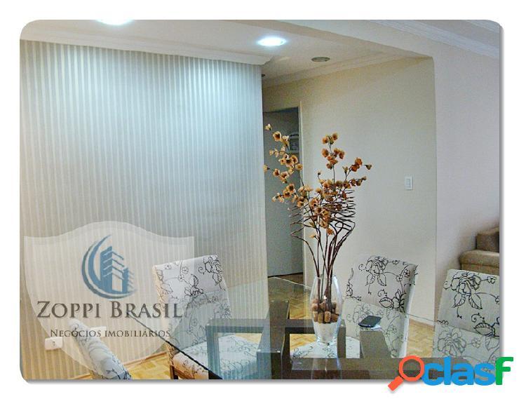 Ap248 - apartamento à venda em americana sp, centro, 94 m², 3 dormitórios,