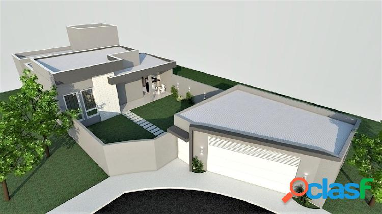 Ca959 - casa, venda, americana, 220 m², 3 dormitórios, 1 suíte(s), 2 vaga