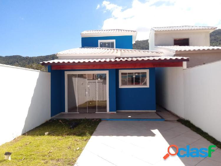 Linda casa com 2 qts sendo 1 suite próximo ao centro em itaipuaçu!