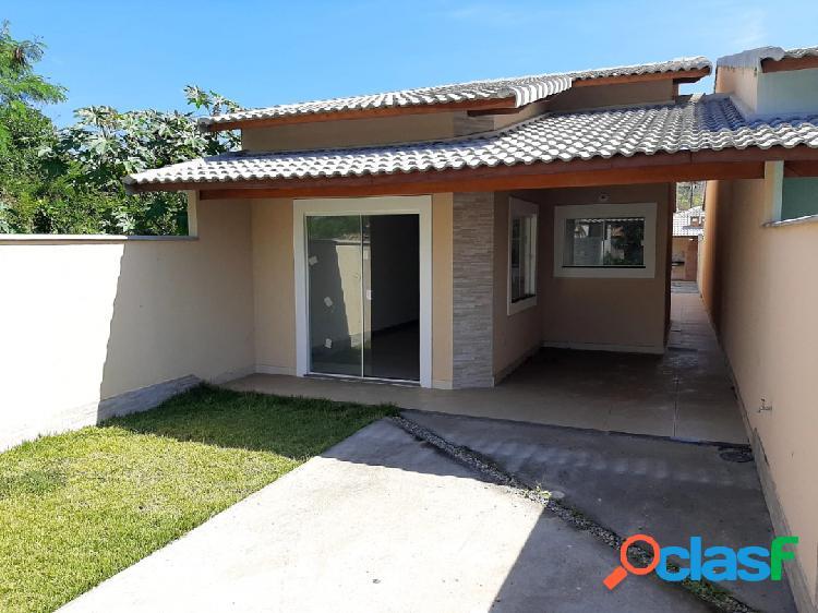 Linda casa com 3 quartos próximo a praia de itaipuaçu!!