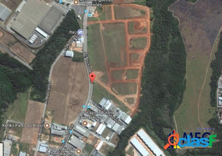 Terreno locação - sorocaba - sp