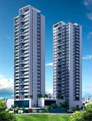Apartamento novo com 79 m2 - alto da boa vista