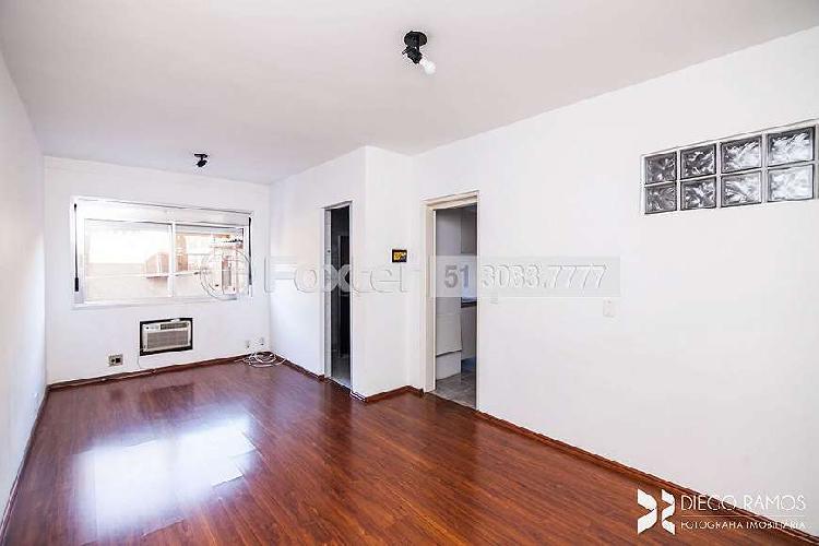 Apartamento para venda possui 37 metros quadrados com 1