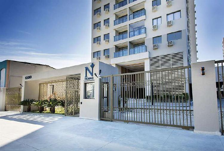 Apartamento para venda possui 56 metros quadrados com 2