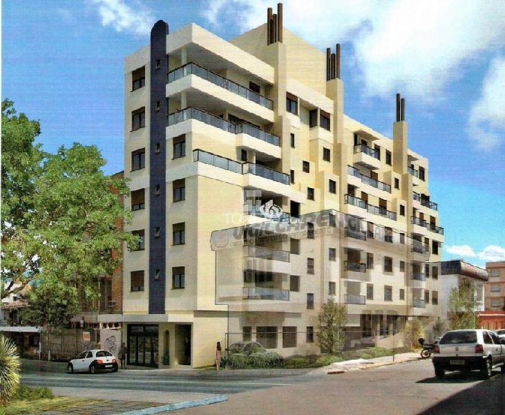 Apartamento à venda no centro - santa maria, rs. im167307