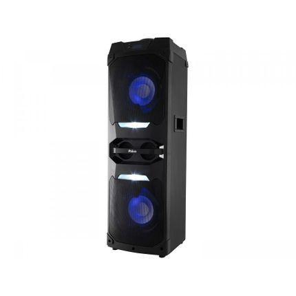 Caixa de som bluetooth philco pcx16000 - acústica 1600w usb