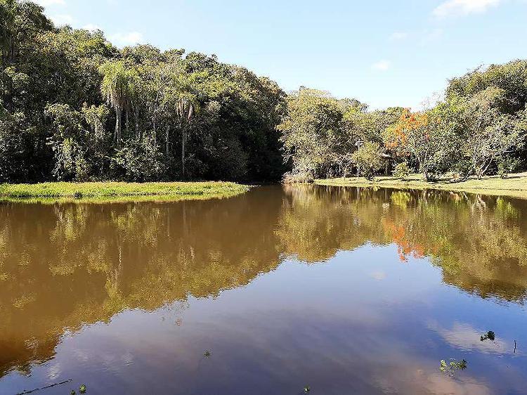 Parque ecoresidencial fazenda jequitibá - contato com a