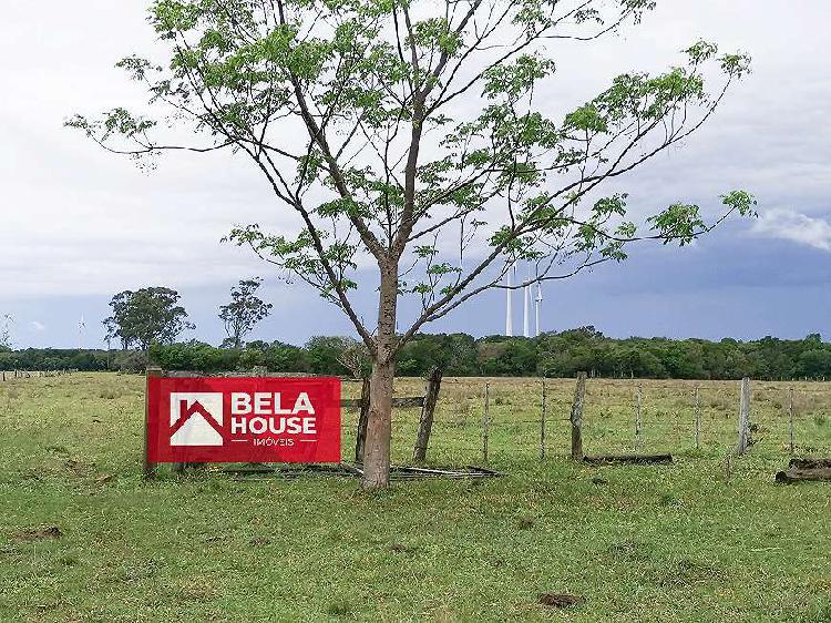 Rea de campo de 25 hectares em osório-rs