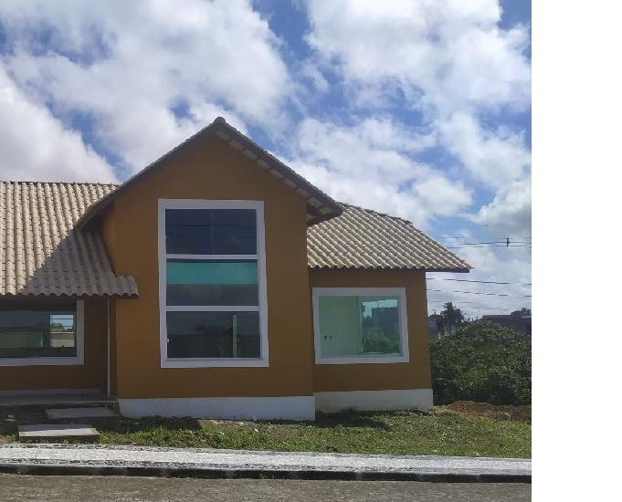 Compre casa térrea em condomínio em santo antonio de jesus