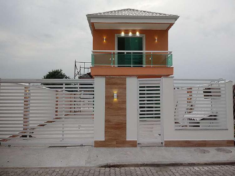 Casa de 100 metros quadrados no bairro chácara arcampo com