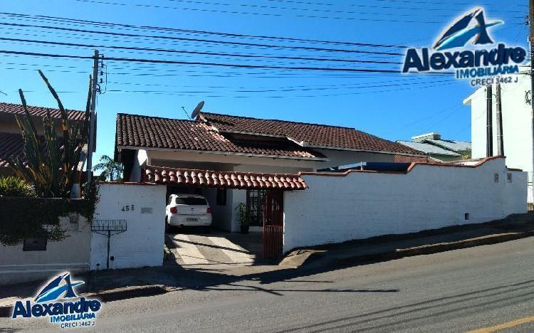 Casa à venda no vila lenzi - jaraguá do sul, sc. im160825